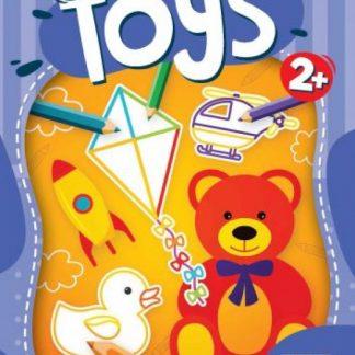 Happy Toys omaľovanka