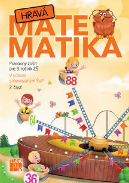 Hravá matematika 3 PZ 2.diel