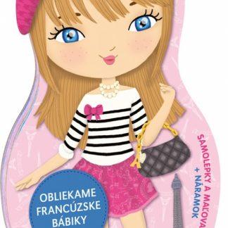 Obliekame francúzske bábiky - Emma