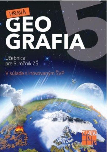 Hravá Geografia 5 učebnica