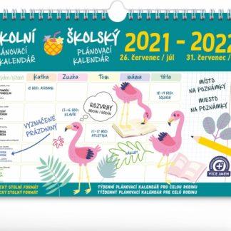 Školský plánovací kalendár 2021/2022