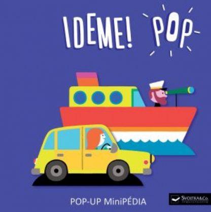 MiniPÉDIA - Ideme! POP POP-UP