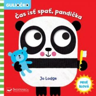 Guliočko - Čas ísť spať, pandička